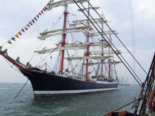 Pre Sail