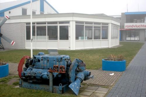 Serre Luchtvaartmuseum Texel