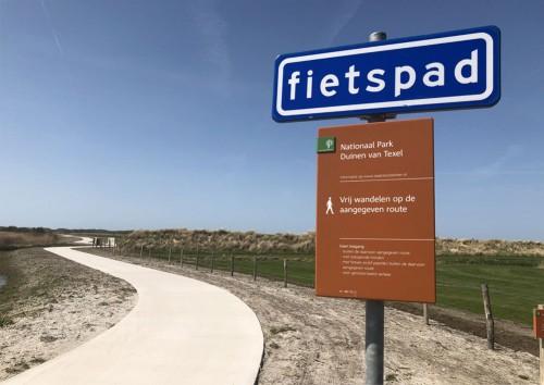 project 168 fietspad Hanenplas