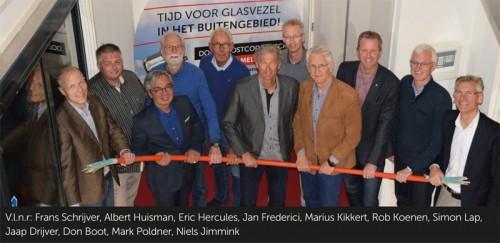 project 20047 Glasvezel Texel