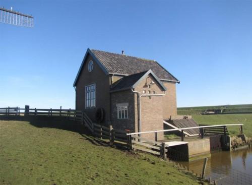 project 20066 restauratie molen polder het Noorden