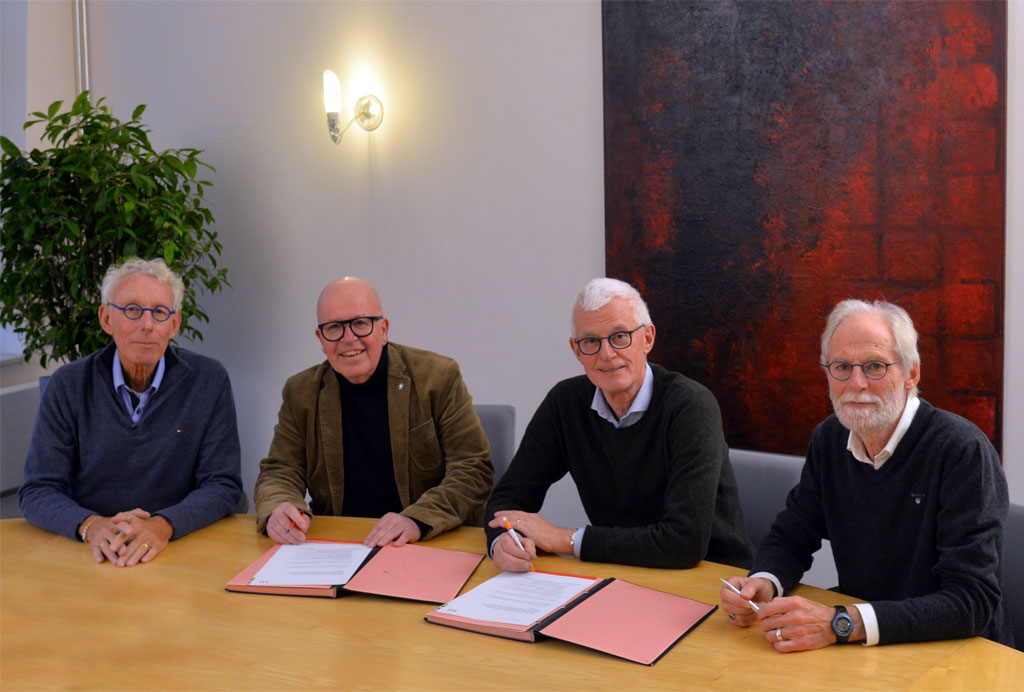 4 jarig contract 2019