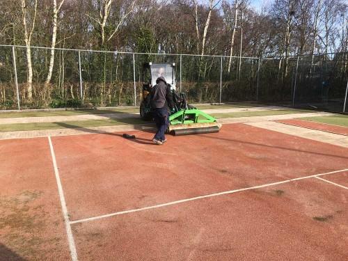 20085 - Tennisbanen Eierlandsche Huis