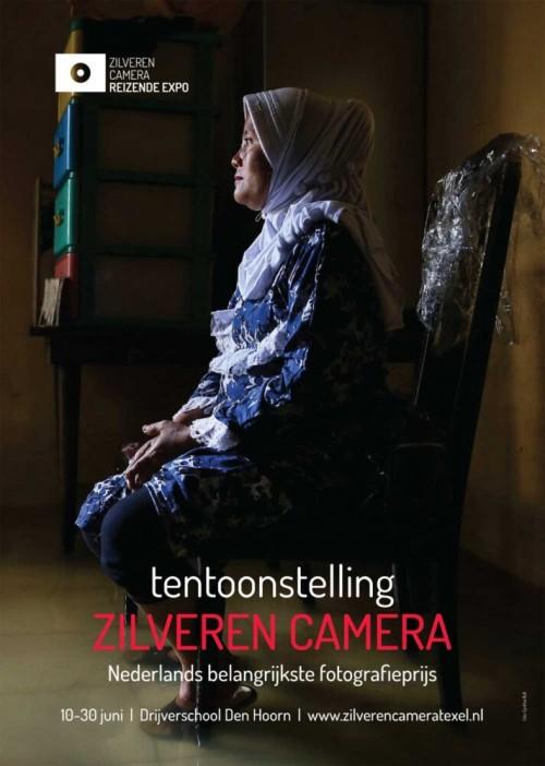 20094 - Zilveren Camera op Texel